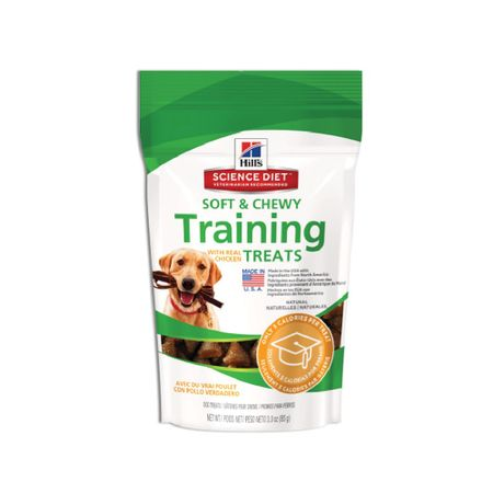 CANINE-GALLETAS-SOFT---CHEWY-TRAINING-TREATS-CHICKEN
