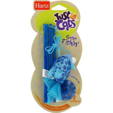 HARTZ-GATO-JUST-FOR-CATS-BARA-PESCA