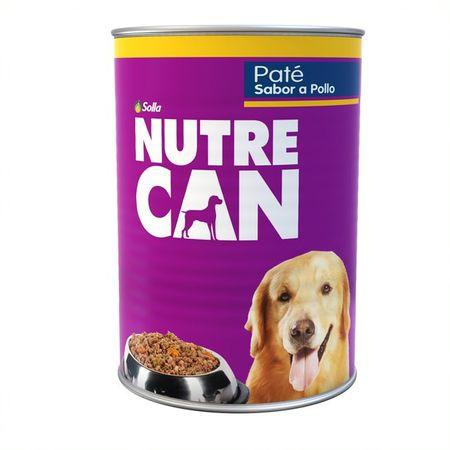 NUTRECAN-PATE-POLLO-