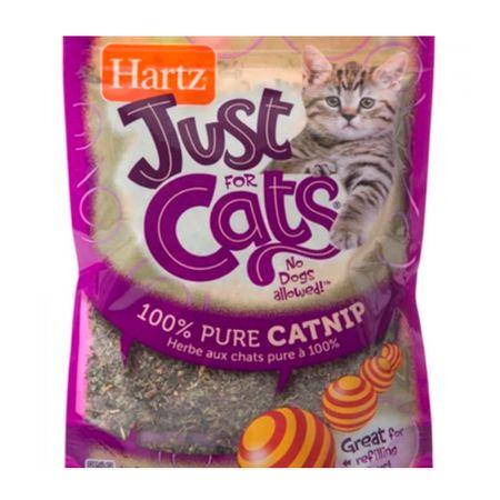 HARTZ-GATO-JUST-FOR-CATS-CATNIP-EN-BOLSA-X-1-OZ