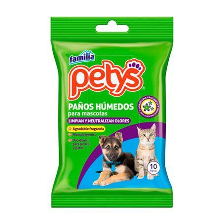 REPUESTO-PAÑITOS-HUMEDOS-PETYS-X-10-UND