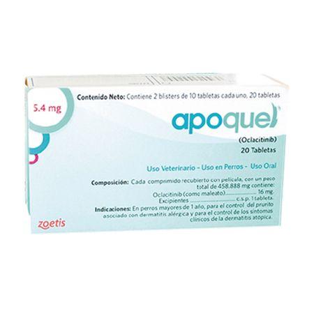 APOQUEL-5.4-MG