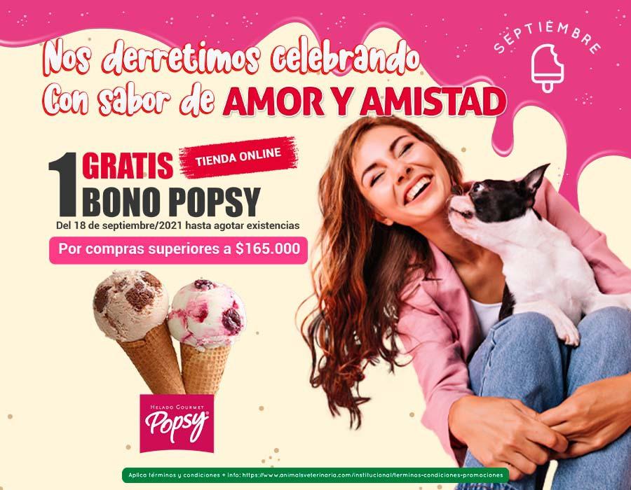 Helados Popsy - Septiembre 2021 - Mobile