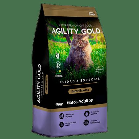 Agility-Gold-Gatos-Estierilizados